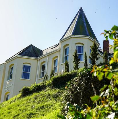 Wildercombe House & Hedge